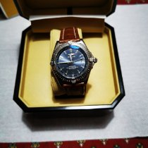 Breitling Windrider new Automatic Watch with original box and original papers A10350