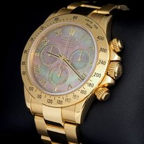Rolex 116528 Yellow gold 2005 Daytona 40mm pre-owned United States of America, Florida, Miami