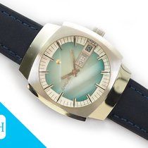 Enicar Steel 36mm Automatic pre-owned