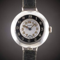 Rolex Cathedral Hands Vintage 1920 pre-owned