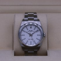Rolex Oyster Perpetual 39 Steel 39mm White No numerals United States of America, Tennesse, Nashville
