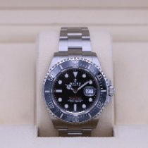 Rolex Sea-Dweller Steel 43mm Red No numerals United States of America, Tennesse, Nashville