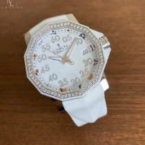 Corum Admiral's Cup Competition 40 Acero 40mm Blanco Árabes