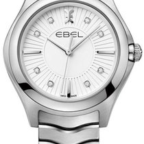 Ebel 1216302 Steel Wave 35mm new United States of America, Florida, Miami