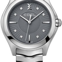 Ebel Wave Steel 35mm Grey No numerals United States of America, Florida, Miami