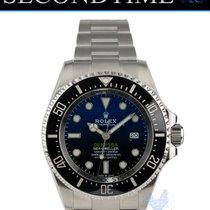 Rolex Sea-Dweller Deepsea nuevo 2019 Automático Reloj con estuche y documentos originales 126660