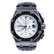 Audemars Piguet Royal Oak Offshore Chronograph Titanium 44mm Silver No numerals United States of America, New York, New York