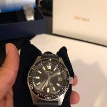 Seiko SLA017 Steel 2018 Marinemaster 39mm pre-owned