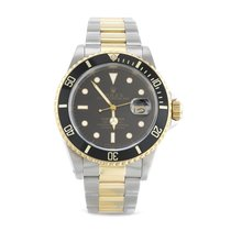 Rolex Submariner Date Gold/Steel 40mm Black No numerals United States of America, Texas, Dallas