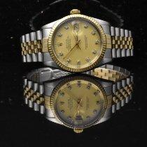 Rolex Χρυσός / Ατσάλι 36mm Αυτόματη 16013 μεταχειρισμένο