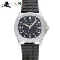 Patek Philippe 5066A-001 Steel 2006 Aquanaut 34mm pre-owned