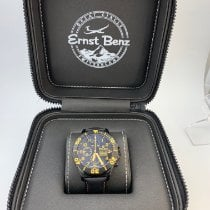 Ernst Benz Stahl 47mm Automatik Ernst Benz GC10776N Limited Edition neu