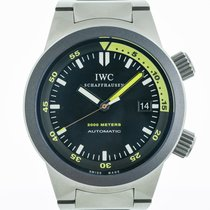 IWC Aquatimer Automatic 2000 Titanium 42mm Black No numerals United States of America, California, Pleasant Hill