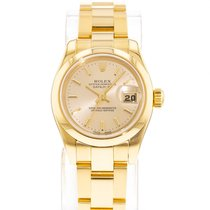 Rolex Lady-Datejust Yellow gold 26mm Champagne United States of America, Georgia, Atlanta