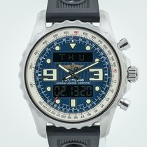 Breitling Chronospace Steel 48mm Blue Arabic numerals United States of America, California, Pleasant Hill
