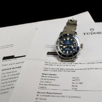 Tudor Submariner 94110 1980 pre-owned