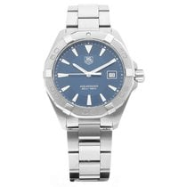 TAG Heuer Aquaracer 300M Steel 41mm Blue United States of America, Florida, Sarasota