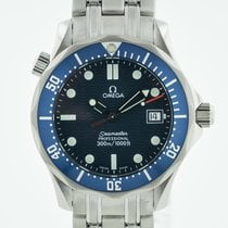 Omega Seamaster Diver 300 M Steel 36mm Blue No numerals United States of America, California, Pleasant Hill