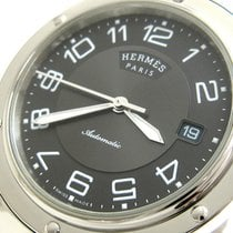 Hermès Steel 39mm Automatic CP2.810 pre-owned