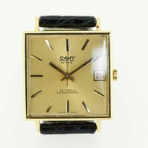 Camel Active Red gold 28,5mm Automatic Camy 18kt gold pre-owned
