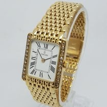 Concord Yellow gold Quartz 51-25-665 pre-owned