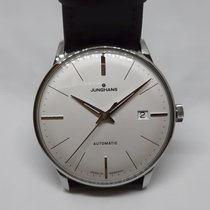 Junghans Steel 38mm Automatic 027/4310.00 new