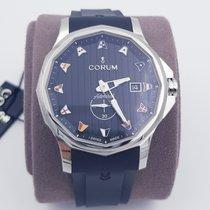 Corum Admiral's Cup Legend 42 Acero 42mm Negro Sin cifras España, Gijon