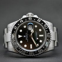 Rolex 116710LN Steel 2008 GMT-Master II 40mm pre-owned