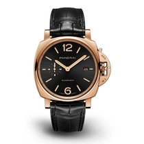 Panerai Red gold Automatic new
