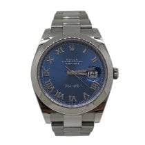 Rolex Datejust 126300-0017 2019 pre-owned