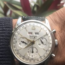 Wakmann Triple Date Calender Dato-Compax Chronograph 1960 pre-owned