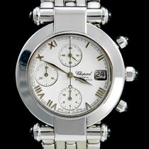 Chopard Imperiale Staal 37mm Grijs Romeins