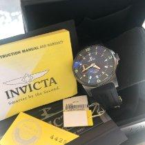 Invicta Titane 49mm Remontage manuel 4425 nouveau