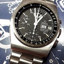 Omega Speedmaster Day Date Steel 40mm Black