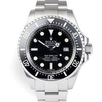 Rolex Sea-Dweller Deepsea Steel 44mm No numerals