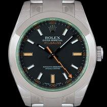 Rolex Milgauss Steel 40mm Black