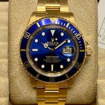Rolex Submariner Date 16618 2008 occasion