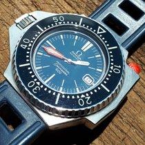 Omega Seamaster PloProf Staal 45mm Blauw Arabisch Nederland, America (Limburg)
