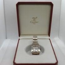 Cartier Santos Galbée 987901 Ottimo Acciaio 26mm Quarzo Italia, Fidenza