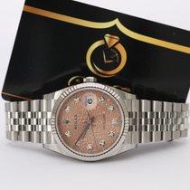 Rolex Datejust Steel 36mm No numerals