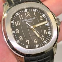 Patek Philippe 5165A-001 Steel 2008 Aquanaut 38mm pre-owned