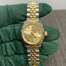 Rolex Lady-Datejust nuevo 2020 Automático Reloj con estuche y documentos originales 279173