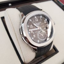 Patek Philippe Aquanaut Steel 40.8mm Black Arabic numerals United States of America, New Jersey, Totowa