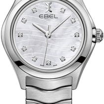 Ebel Wave Steel 30mm Mother of pearl No numerals United States of America, Florida, Miami