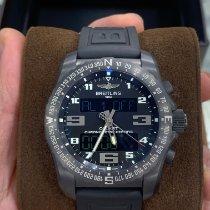 Breitling Cockpit B50 Titanium 46mm Black Arabic numerals