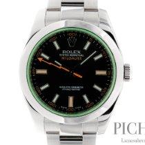 Rolex Milgauss 116400GV 2010 gebraucht