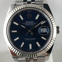 Rolex Datejust 126334 Velmi dobré Zlato/Ocel 41mm Automatika