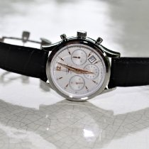 Longines Column-Wheel Chronograph Stahl 40mm Deutschland, Blankenfelde-Mahlow