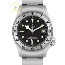 Tudor 70150 Steel 2020 Black Bay 42mm new