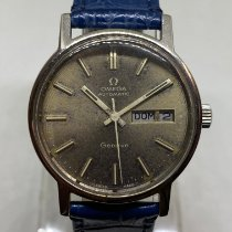 Omega Steel 35mm Automatic 166.0117 pre-owned